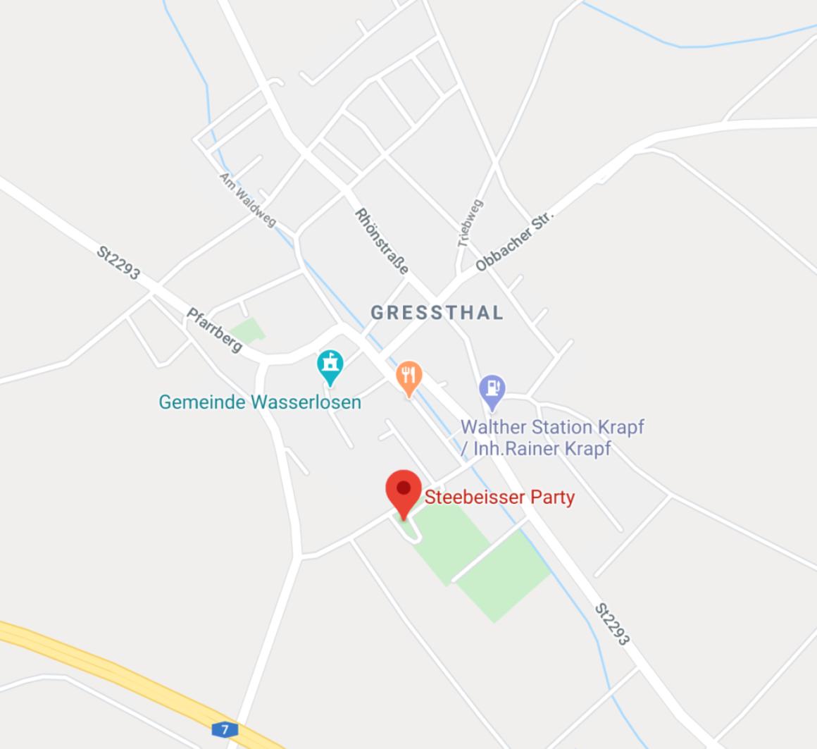 Steebeisser location